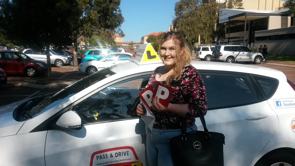 Automatic Driving Lessons Clarkson