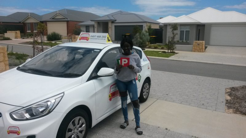 Driving Lessons in Mindarie Keys