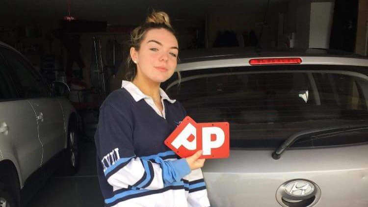 get your p plates