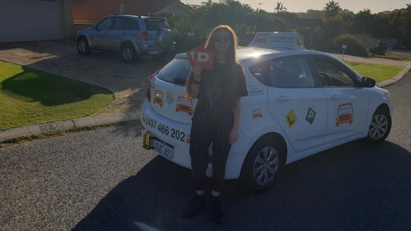 Passed Driving Test Perth